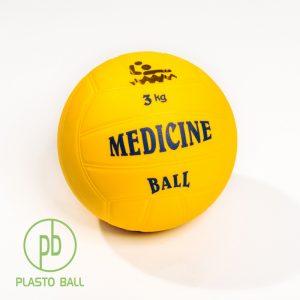 Vízen úszó medicin labdák
